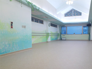 杉並にある大型化しスタジオ カルチャー教室