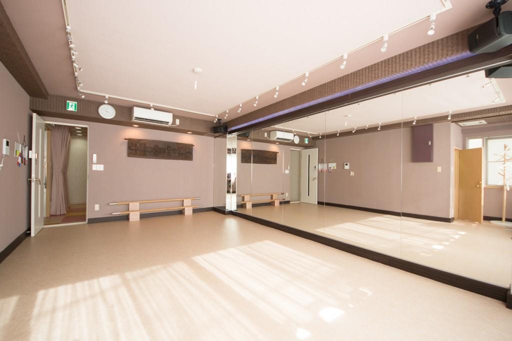 杉並 ダンススタジオ 教室ができる,スタジオコラム