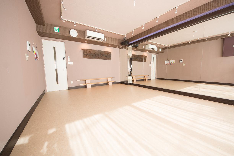 杉並ダンスアトリウム2 ストレッチ教室