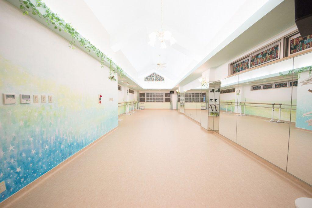 京王線 下高井戸駅 貸しダンススタジオの利用料金